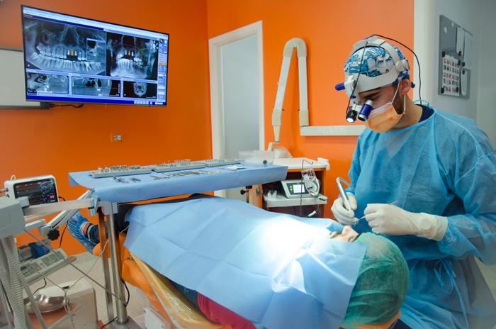 Estrazione dente del giudizio   Chirurgia orale   Clinica Mantoan