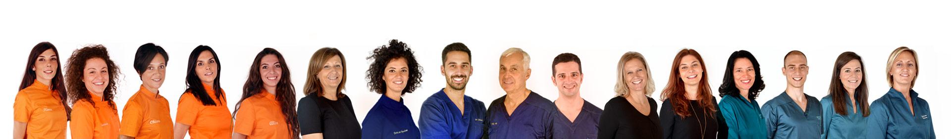 Team | Dentista a Montagnana | Clinica dentale Mantoan