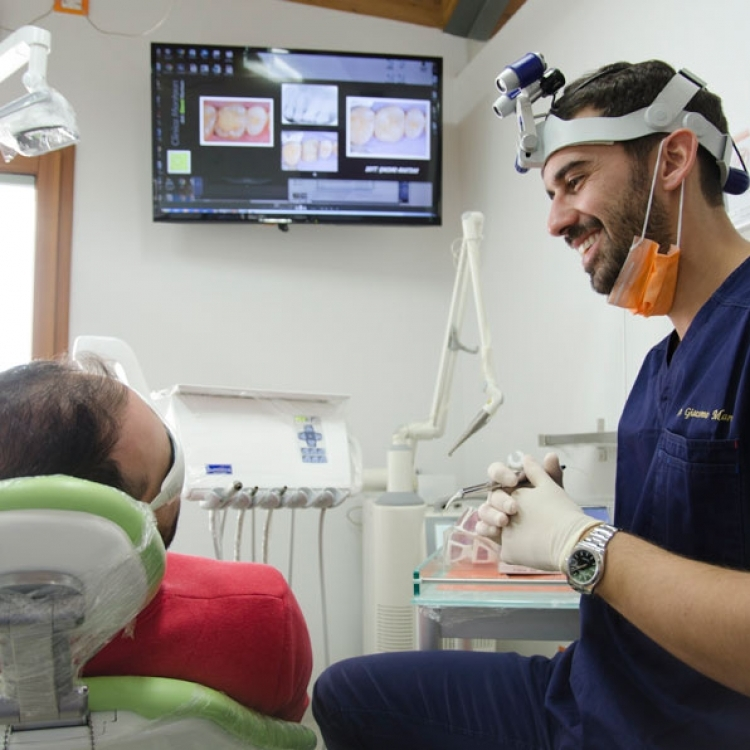 Mantoan - Clinica Dentale
