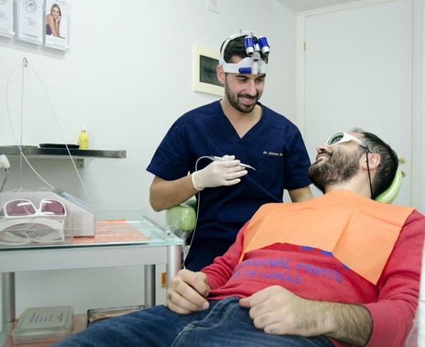 Come superare la paura del dentista: la sedazione cosciente