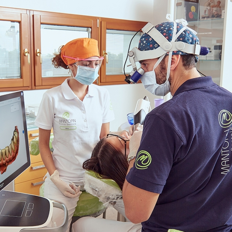 Clinica Dentale Mantoan _ Laser