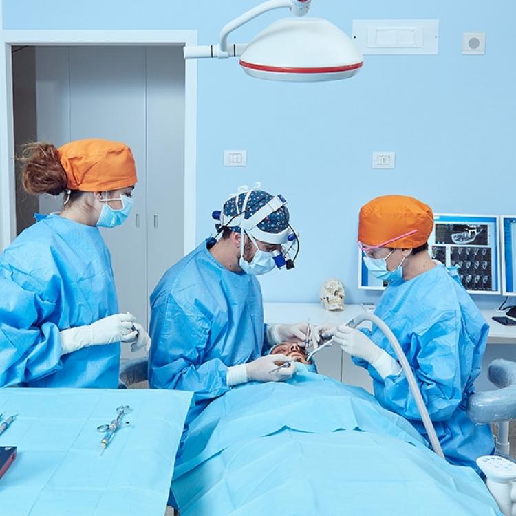 Clinica Mantoan _ Sala Operatoria