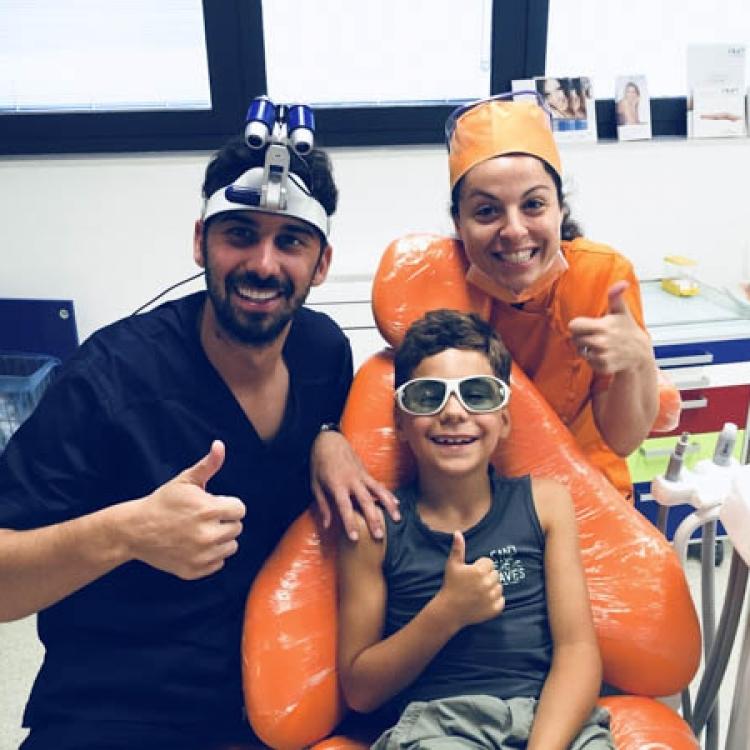 Clinica dentale per bambini a Padova | Clinica Dentale Mantoan | Montagnana