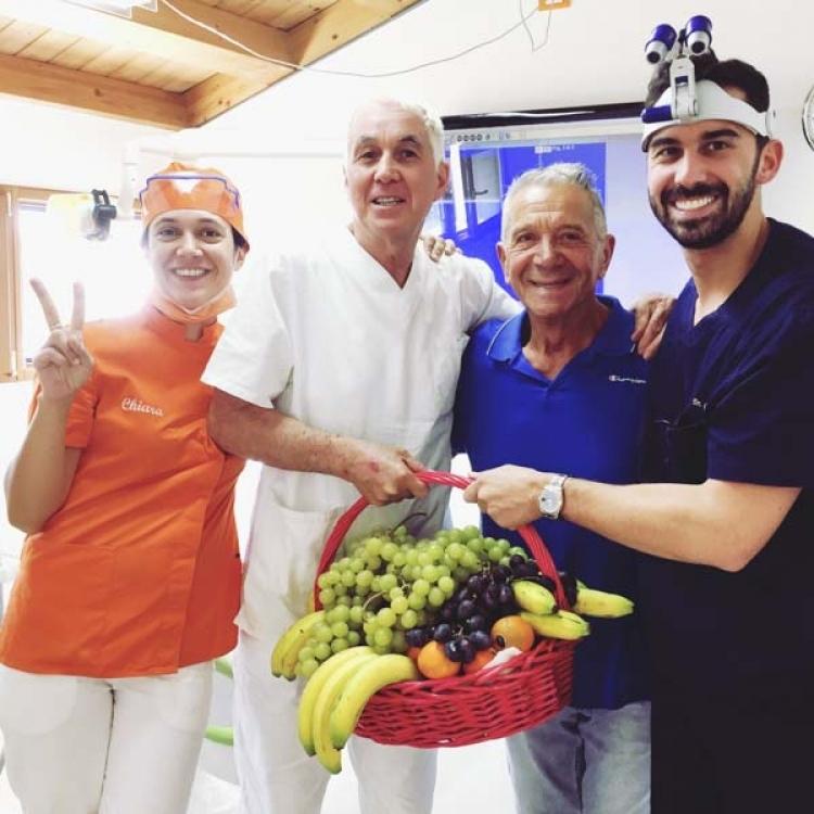 Dentista per bambini a Montagnana | Clinica Dentale Mantoan